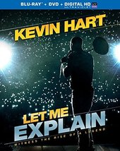 Kevin Hart Let Me Explain [Blu-ray+DVD]