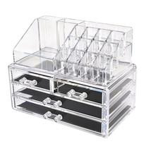 Clear Acrylic Cosmetic Organizers - $26.99