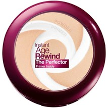 Maybelline New York Instant Age Rewind The Perfector Powder, Light, 0.3 Ounce - $14.79
