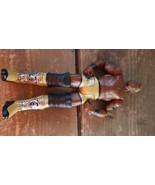WWE Mattel Basic Collection WrestleMania 26 Shelton Benjamin - $7.92