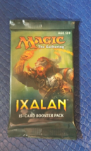 Magic The Gathering Mtg Ixalon 15 Card Booster Pack Ccg Collectible En New Ccg - $4.74