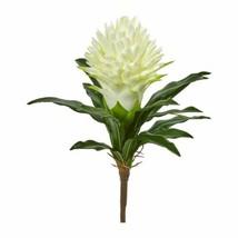 """Modern White 17? Ginger Artificial Flower (Set of 4) - 17"""" - $92.93"""