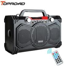 TOPROAD® 30W Bluetooth Speaker Portable Wireless Big Power Speakers Soun... - $104.52