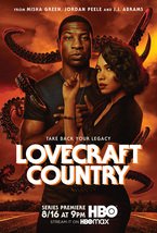"""Lovecraft Country Poster Misha Green HBO TV Series Art Print Size 24x36""""... - $9.90+"""