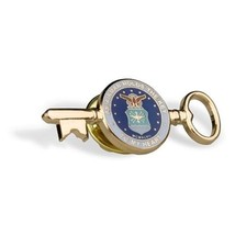 Usaf Air Force An Airman Holds The Key To My Heart Pin - $13.53
