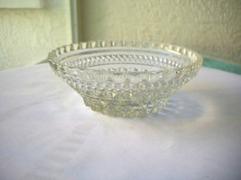 Anchor Hocking Wexford Pattern Dessert Bowl - $10.88