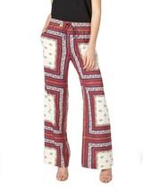 New With Tags Sanctuary Sasha Scarf Print Pants - $33.25