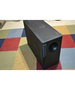 Bose Acoustimass 5 Series II 2.1 Stereo Speaker System Untested Returns ... - $37.04
