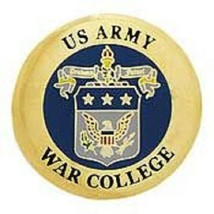 US Army War College Pin NEW!!! @ - $4.94