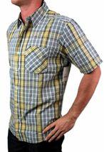 Levi's Men's Cotton Classic Short Sleeve Button Up Dress Shirt 3LMS039CC image 3