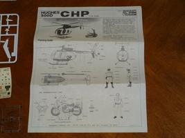 Hasegawa Minicraft Hughes 500D 1/48 Kit Helicopter Kawasaki Police Bike ... - $23.78