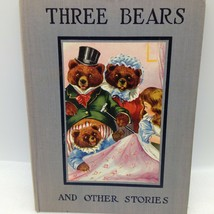 1915 Three Bears and Other Stories Childrens Book HC Storyland Series - $11.64