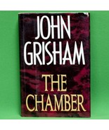 1994 Stated First Edition/Printing Hardcover Book, The Chamber By John G... - $3.95