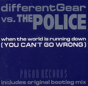 When the World Is Running Down [Audio CD] Different Gear and Police