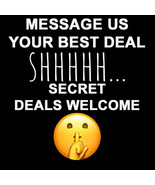 MESSAGE US YOUR BEST DEAL FOR ANY MAGICKAL ( OR TWO, 3, 4) SECRET DEALS ... - $0.00