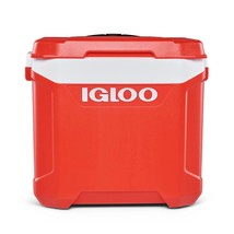 Igloo Latitude 60qt Roller Cooler for Beach/Outdoor Locations - $49.99
