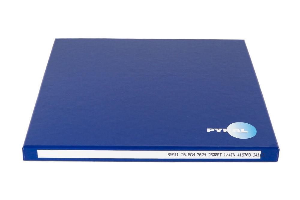 """RMGI BASF RTM Reel to Reel Tape SM911 1/4"""" 2500' 762m 10.5"""" Authorised dealer"""