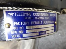 Teledyne 649304R Continental Aircraft Alternator New image 2
