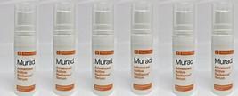 6 pk Murad Advanced Active Radiance Serum Environmental Shield 0.17= 1 oz - $19.79