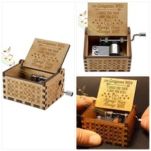 Engraved Music Box - You are My Sunshine, Gift for Wife from Husband - I... - $24.99