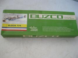 Vintage 1/72 Heller Buzco BLOCH 174 Model Airplane - $24.74