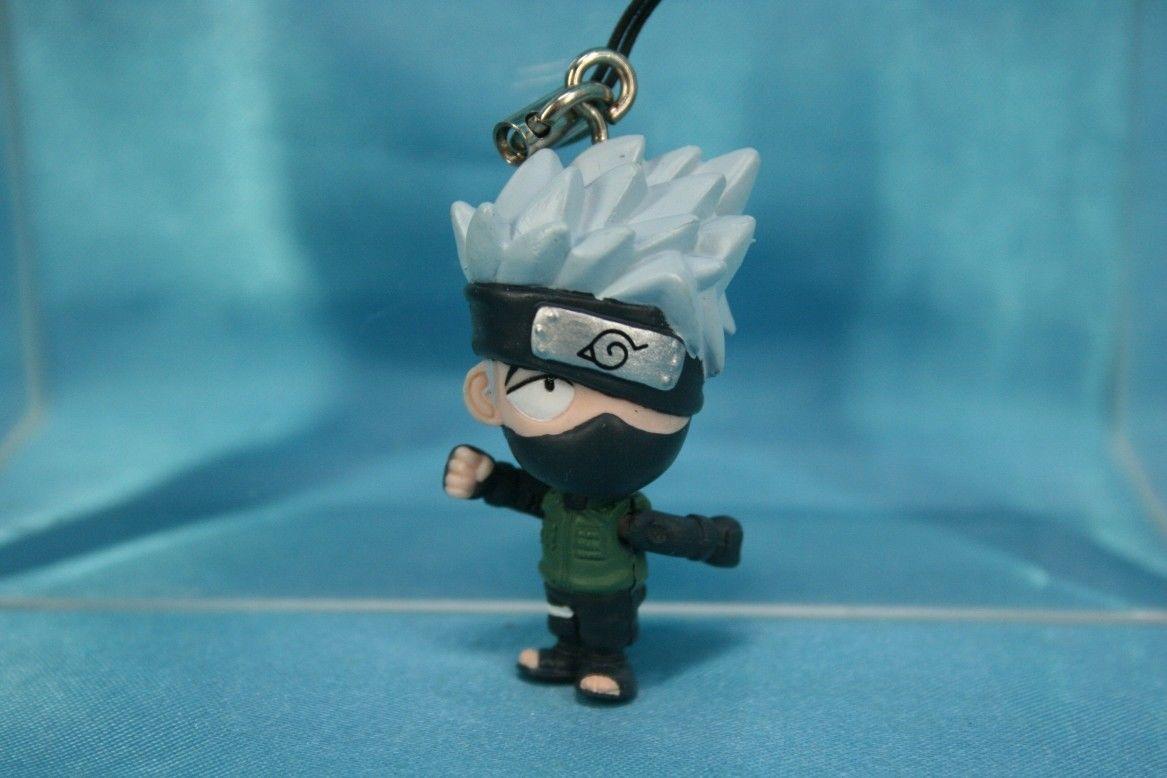 Bandai Naruto Shippuuden Swing Figure Strap Kakashi Hatake