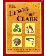 Lewis & Clark Expedition Card Game (History Channel) Elaine Hightower an... - $7.84