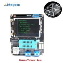 GM328A GM328B Transistor Tester LCR Diode Capacitance ESR Voltage Freque... - $36.21