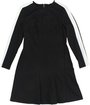 Lauren Ralph Lauren Women's Drop Waist Sheath Dress Black 6 NEW - $62.35