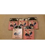 Lot of 5 - Vintage 8 mm Blackhawk Films - Laurel & Hardy Movies - $99.99
