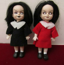 Sadie and Sin Series 1 MINI Living Dead Dolls DEBOXED MINT Mezco - $33.00