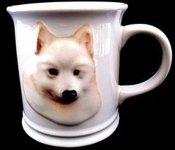Samoyed Coffee Mug 3D Mans Best Friend Groomer Dog Lover Christmas Gift - $14.84