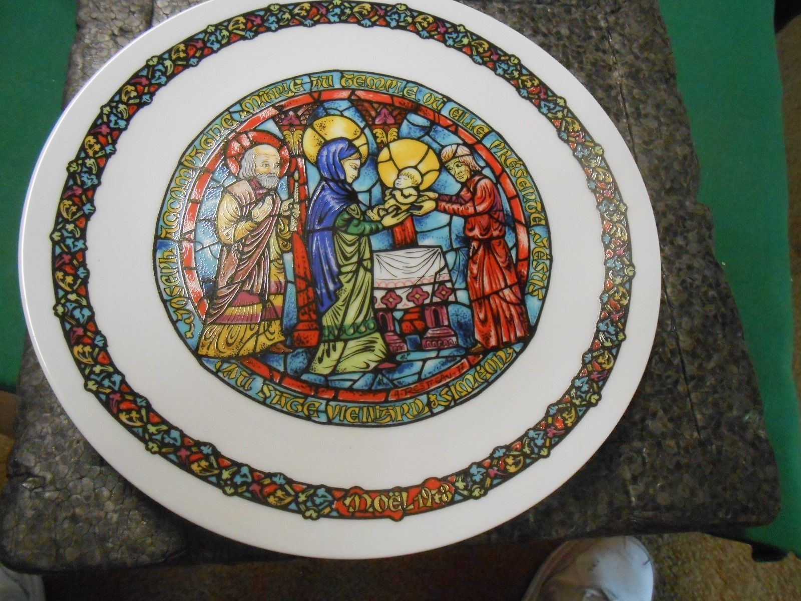 Great Collection 3  COLLECTOR PLATES  Knowles-Hamilton & D'arceau-Limoges