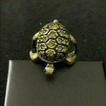 Avon Turtle Pace Ring Size 6 - $15.84