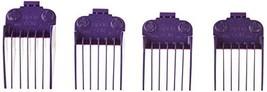 Andis Master Dual Magnet Large 4-Comb Set - $24.95