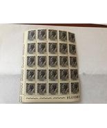 Italy Siracusana L1 fluor. block mnh 1968  #4  stamps - $15.50