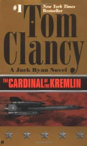 Primary image for The Cardinal of the Kremlin (Jack Ryan) Clancy, Tom