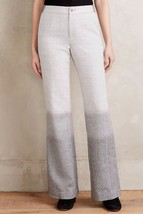 Nwt Anthropologie Ombre Flare Trouser Pants By Elevenses 2, 6, 8 - $53.99