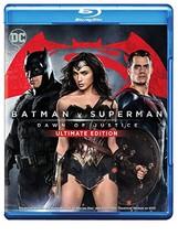 Batman v Superman: Dawn of Justice, Ultimate Edition [Blu-ray] (2016)