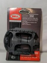 "Bell Kicks 350 Universal Bicycle Pedal Set Fits 1/2""- 9/16"" Black - $7.96"
