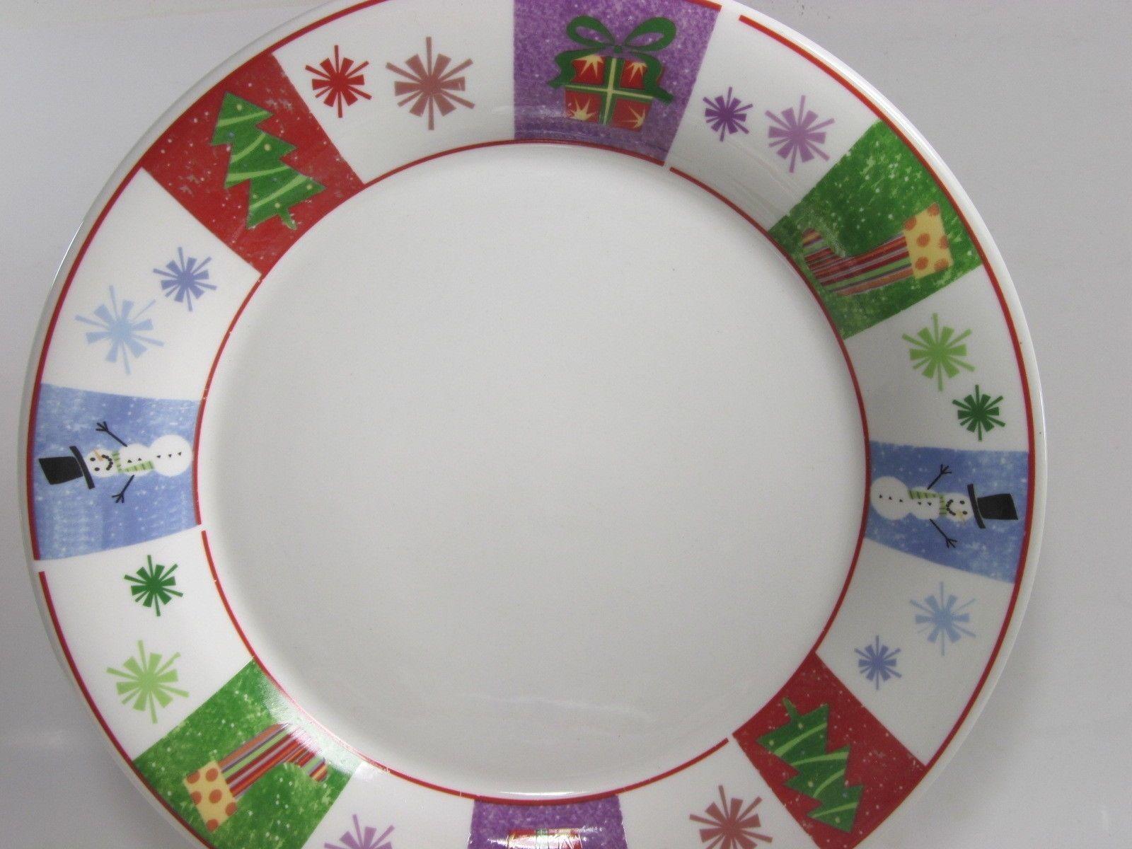 Oneida Holiday Surprise Casual Settings Dinner Plate/s 10  & Oneida Holiday Surprise Casual Settings and 31 similar items