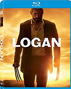 Logan [2017, Blu-ray/DVD]