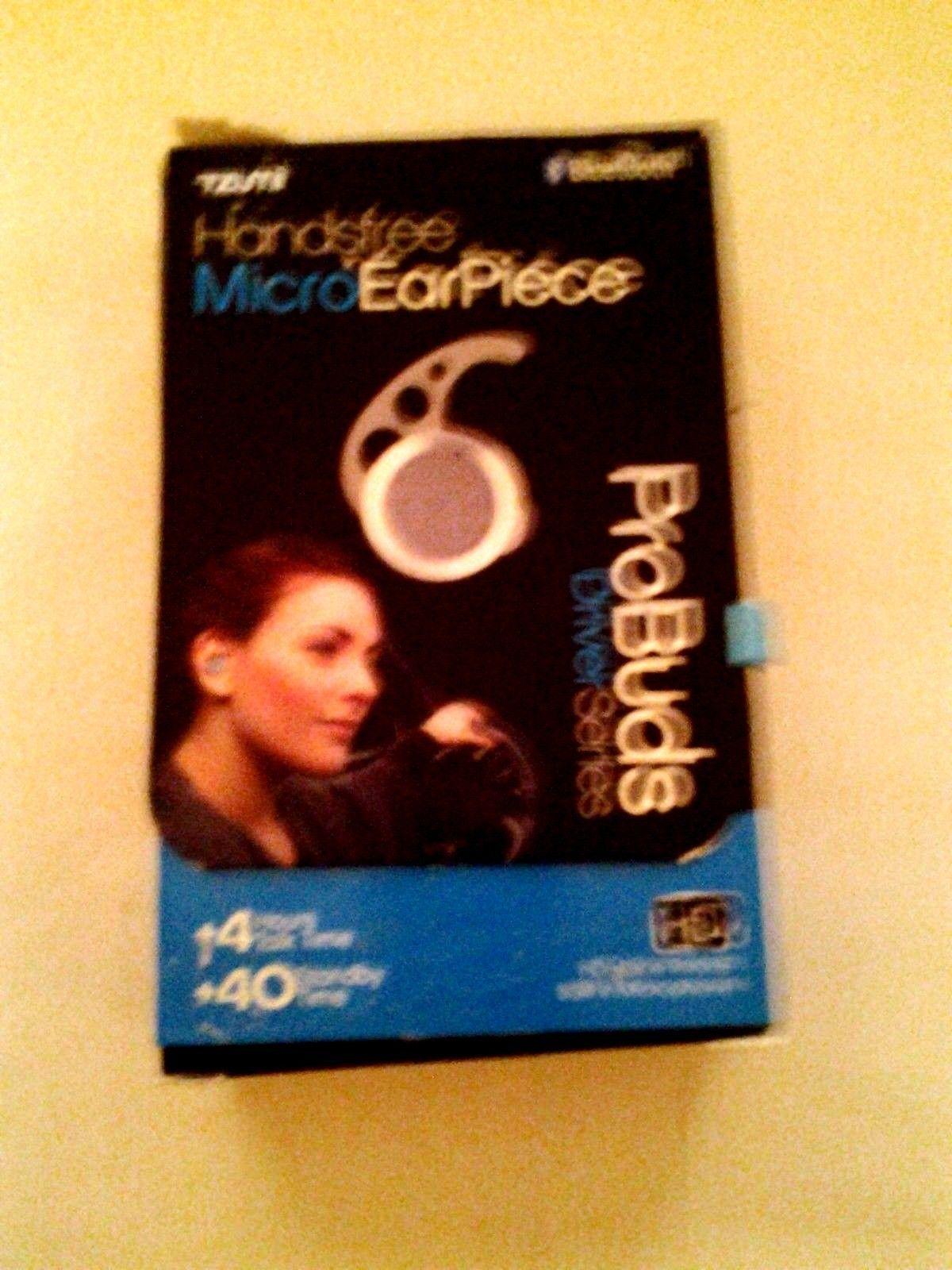 Tzumi HandsFree Micro Ear Piece ProBuds and 50 similar items