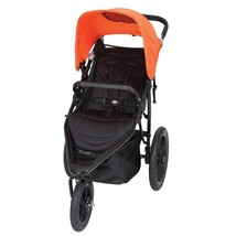 Baby Trend Outdoor Stroller Stealth Jogging Poppy Baby Toddler Comfortable New - $105.53