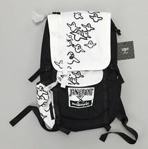 Jansport x Mark Gonzales The Hatchet LS Backpack Black/White 'Gonz Bird' Bag - $109.99