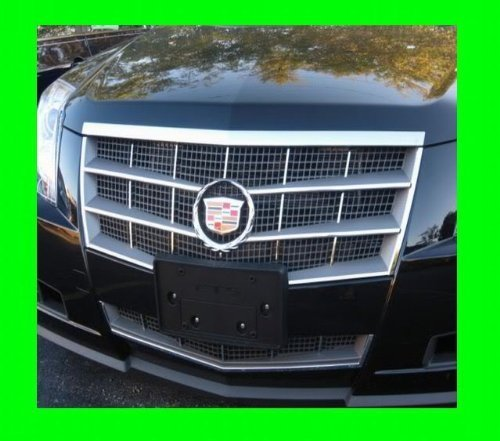 Primary image for CADILLAC CTS 2008-2010 CHROME GRILLE GRILL KIT 2009 08 09 10