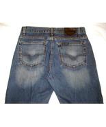Mens Harley Davidson Blue Jeans 36 x 34 zipper fly 5 pocket classic style - $42.43