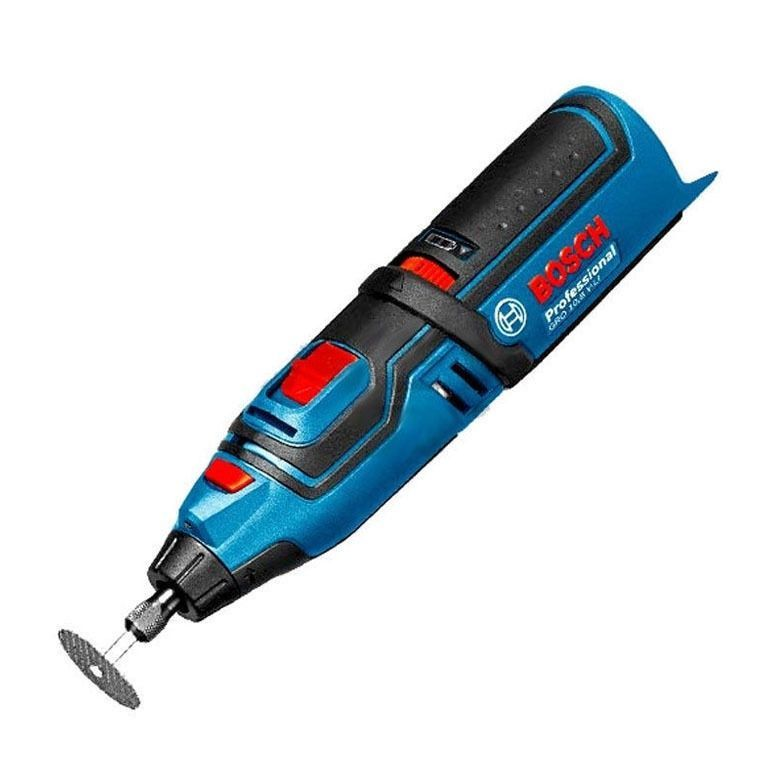 Bosch Professional Cordless Rotary Multi Tool Bare Tool-Body Only GRO 10.8V-LI
