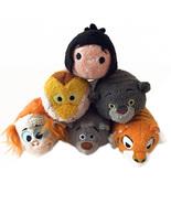 "Disney Tsum Tsum Mini 3.5"" Plush - Jungle Book Set (Baloo, Mowgli & More) - $19.50"