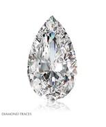 1.56ct I-I1 VG-Cut Pear Shape AGI 100% Genuine Diamond 10.99x6.46x3.66mm - $4,307.49